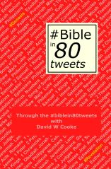 Through the #biblein80tweets